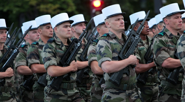 Fuerzas especiales de EE.UU., Francia e Israel se preparan para una intervención en Siria