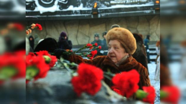 Rusia recuerda a las víctimas de la Segunda Guerra Mundial