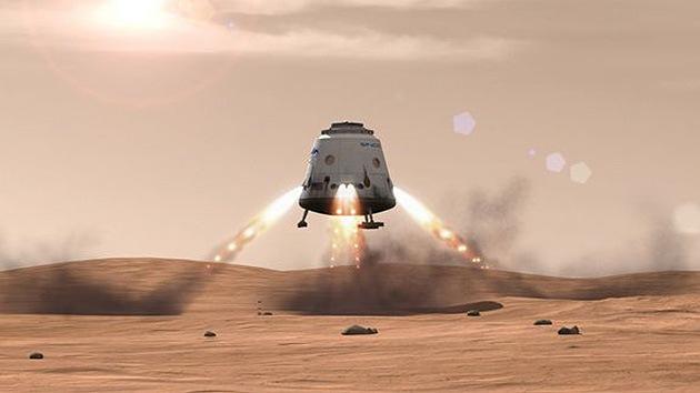 La NASA: Un viaje de ida y vuelta a Marte podría ser posible dentro de 10 años