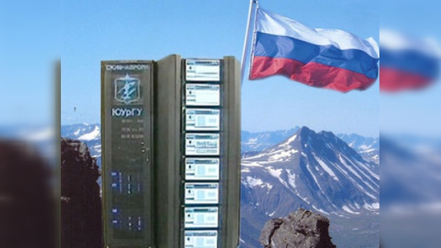 Una supercomputadora rusa ayudará a resolver problemas industriales