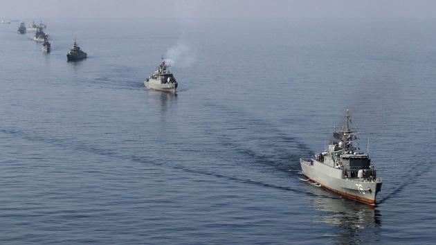 Irán anuncia maniobras militares a gran escala en el estrecho de Ormuz