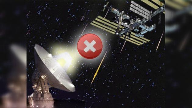 El Centro del Control de vuelos cósmicos sufrió dificultades