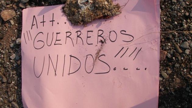 Nueva generación de carteles en México: ¿Quiénes son los Guerreros Unidos?
