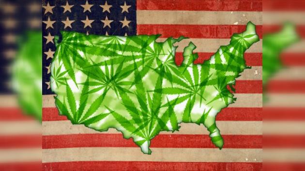 EE. UU. suaviza gradualmente las leyes en favor de la marihuana