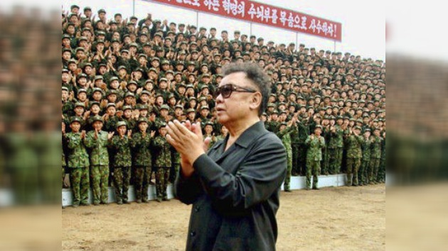 Corea del Norte llora la muerte de Kim Jong-il
