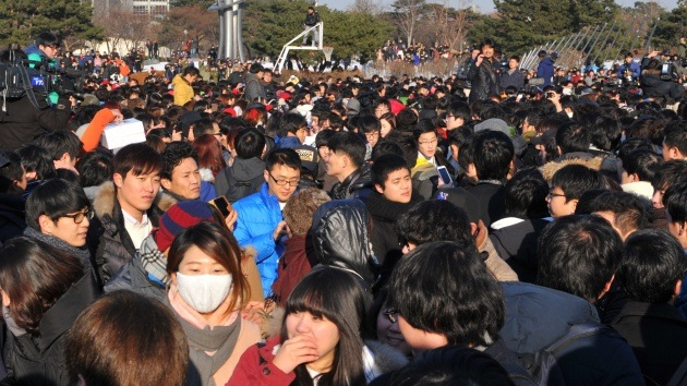 Decepción en la cita a ciegas masiva de Corea del Sur: demasiados hombres