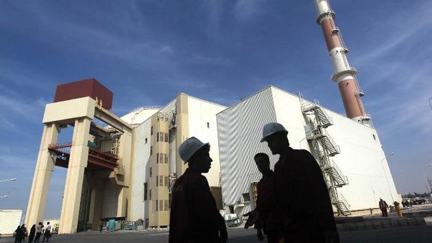 Rusia entregará la central nuclear iraní de Bushehr en marzo de 2013