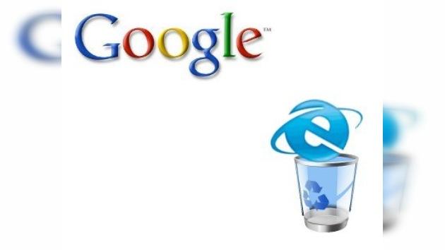 Google finaliza el soporte a Internet Explorer 6