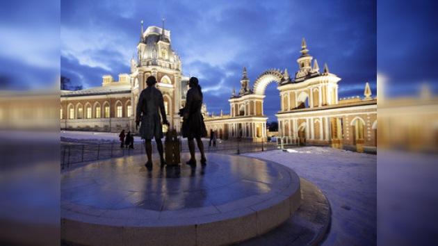 La 'Noche de los Museos' cumple su meta: de noche el arte es más atractivo