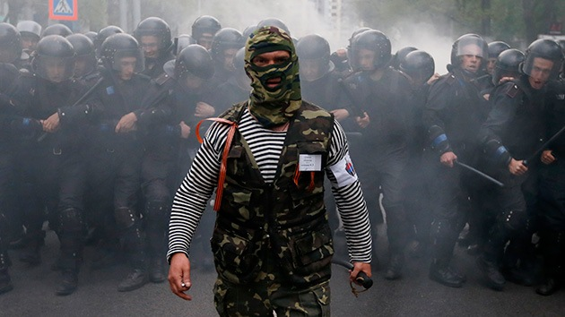 """""""Kiev prepara provocaciones en el este de Ucrania con uniformes rusos falsos"""""""