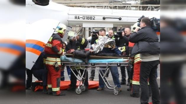 Vídeo de los primeros minutos después del atentado