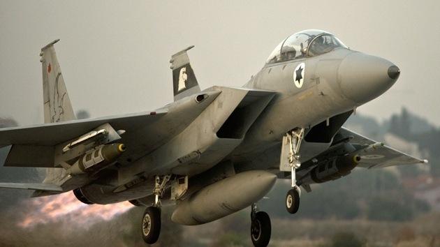 Objetivo Irán: Israel busca tener acceso a una base aérea turca
