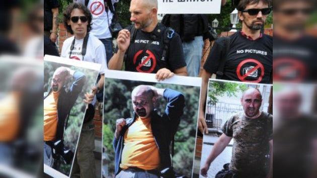 Tbilisi declara culpables a los fotógrafos acusados de espionaje