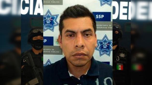 Arrestan en México a un ´caballero templario´ implicado en secuestros y asesinatos