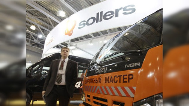 Sollers cambia Fiat por Ford