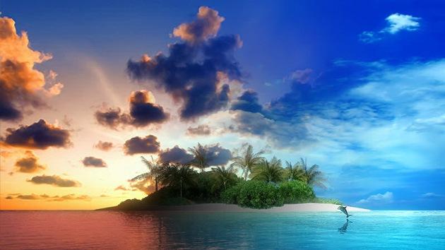 Bienvenido a Google Island: isla utópica con teletransportación, sin leyes ni gobiernos