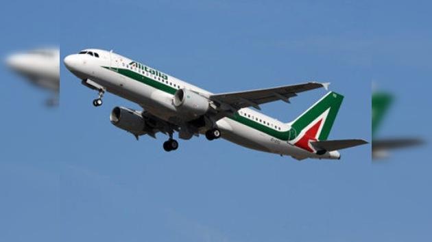 Intentan secuestrar un avión y forzar su aterrizaje en Libia