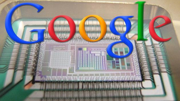 Google creará inteligencia artificial con un ordenador cuántico
