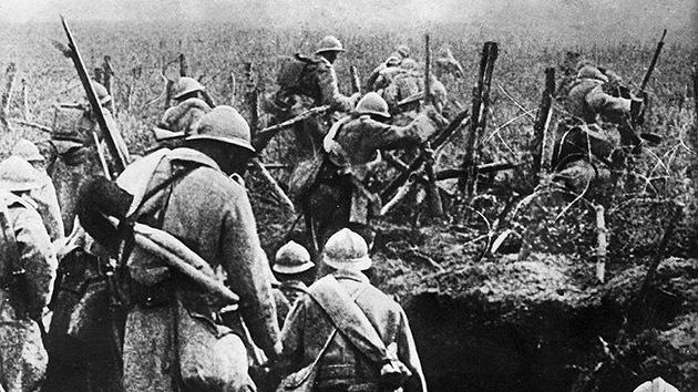 Hallan en un soldado muerto en 1915 una bacteria resistente a los medicamentos