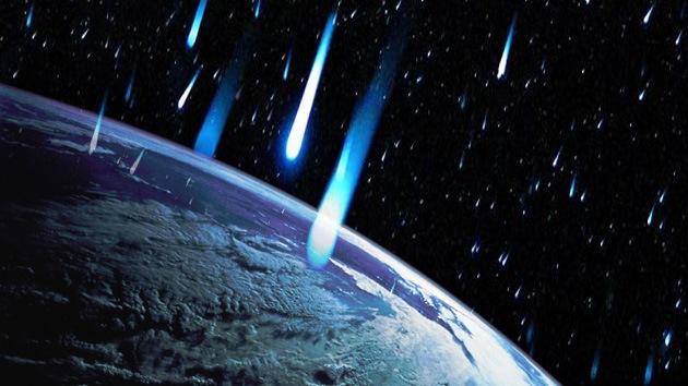 Una lluvia de meteoros caerá durante un mes sobre la Tierra