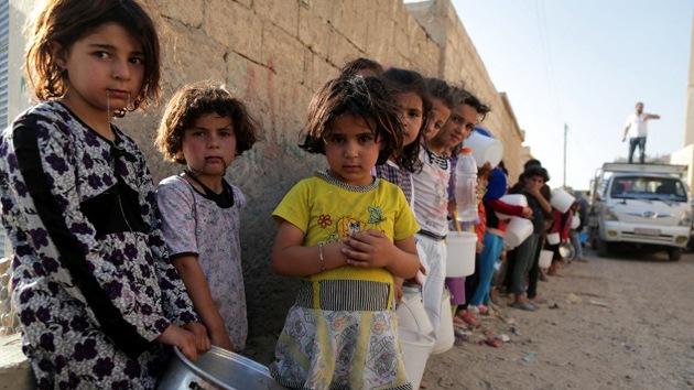 El día a día bajo el dominio de islamistas sirios: prohibido cantar y escuchar música