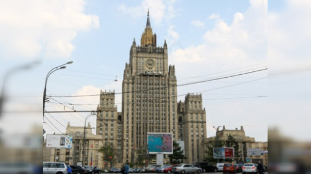 Cambio en la política exterior rusa