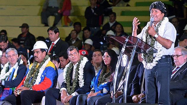 Bolivia convocará a diplomáticos de España, Italia, Francia y Portugal por el bloqueo aéreo