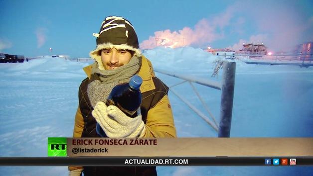 La lista de Erick: Frío y petróleo