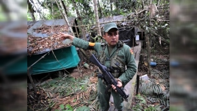 Incautadas 4,5 toneladas de droga en Venezuela