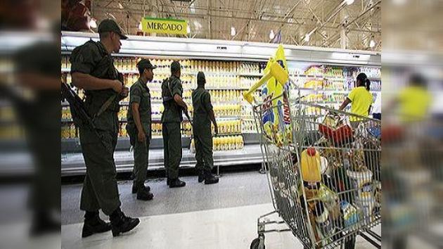 Venezuela  intenta contener el incremento ilegal de precios