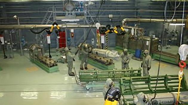 Rusia comenzó a reciclar municiones químicas complejas y ya ha destruido el 70% de su arsenal