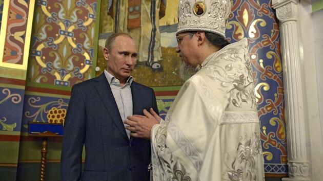 """""""¿De qué lado está Dios en la nueva Guerra Fría ideológica entre Rusia y Occidente?"""""""