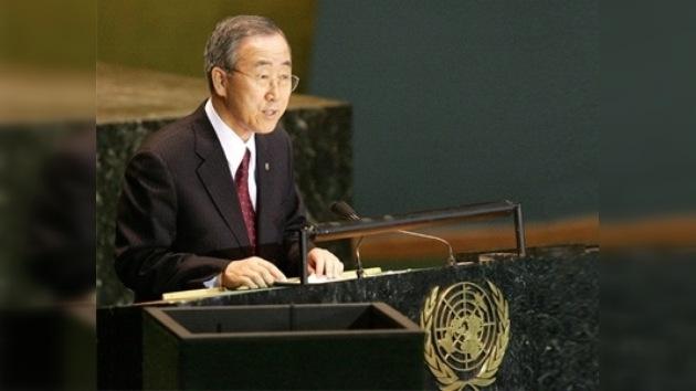 """Ban Ki-moon ve """"injustas"""" las críticas contra su gestión"""