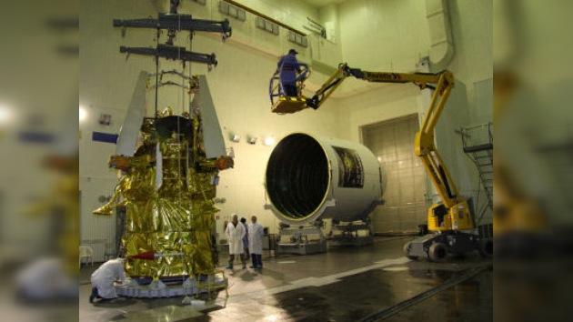 La sonda espacial Fobos-Grunt, ¿una espada de Damocles de 13,5 toneladas?