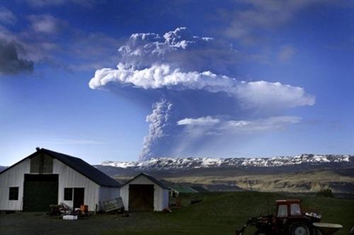 Los volcanes más activos en las últimas décadas