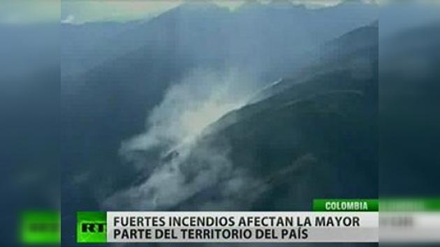 En Colombia se declaró el estado de desastre natural