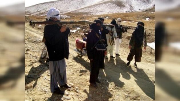 Talibanes atacan empresa de EE. UU. en Afganistán