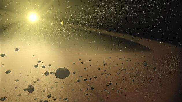 Detectan un asteroide de más de 700 metros potencialmente peligroso para la Tierra