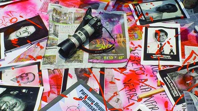 Periodistas de armas tomar: México protege a la prensa con escoltas y chalecos antibalas