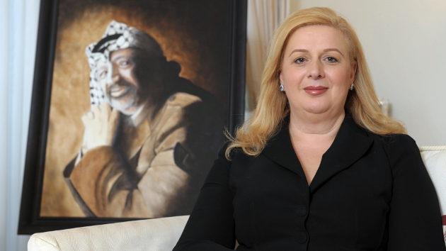 La viuda de Arafat presenta una denuncia oficial por el presunto asesinato de su marido