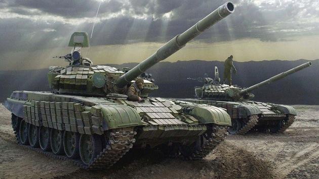 Rusia actualiza sus tanques para combates en zonas urbanas