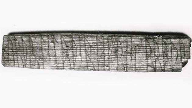 Un noruego descifra un mensaje romántico escrito por los vikingos en el siglo XIII
