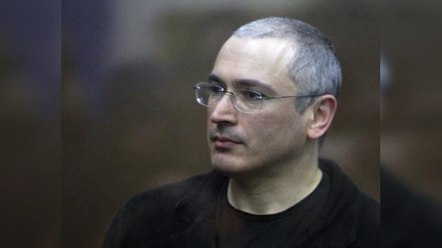 Corte Suprema de Rusia reconoció ilegalidad del segundo arresto de Jodorkovski