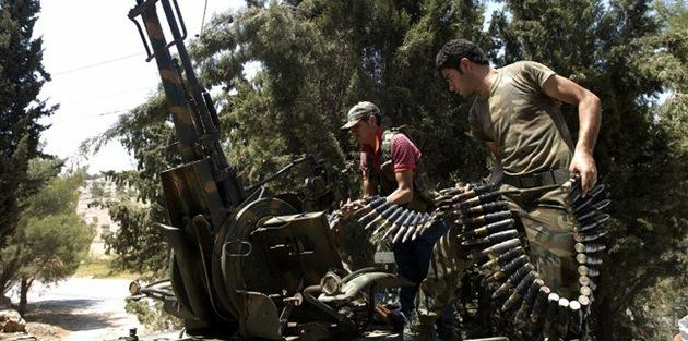 """EE.UU. aumenta su ayuda """"no letal"""" a la oposición siria"""