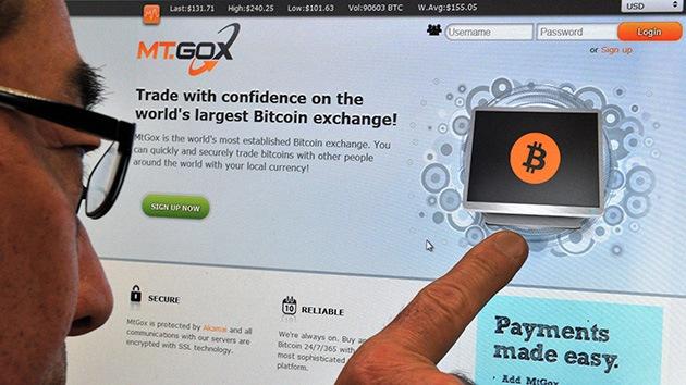 Mt.Gox, una de las mayores plataformas de intercambio de bitcoines, se borra de la Red