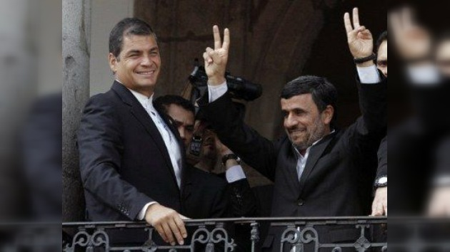 Ahmadineyad: América Latina no será más el patio trasero de EE. UU.