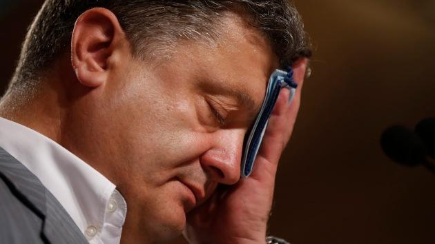 El nuevo presidente de Ucrania pide a EE.UU. ayuda militar directa