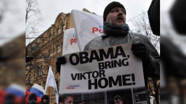 La fiscalía de EE. UU. pide que no se anule el veredicto inculpatorio contra Viktor Bout