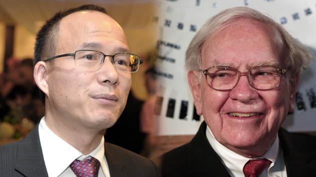 Empresario chino tiene el objetivo de convertirse en el segundo Warren Buffett