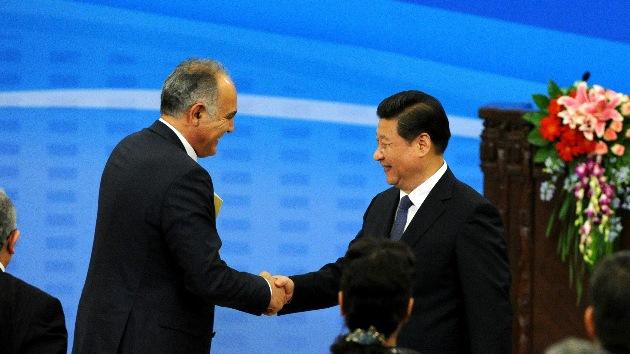 China está dispuesta a llenar el vacío en Oriente Medio